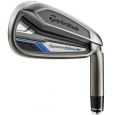 TaylorMade SpeedBlade 4-SW Irons Steel - Right Hand