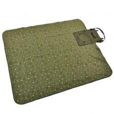 Confidence Picnic Waterproof Blanket Green