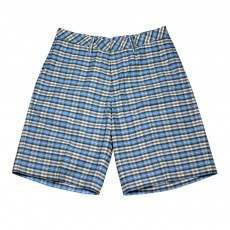 Ashworth Mens Brightly Checkered Shorts