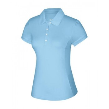 Adidas ClimaCool Ladies Piped Polo