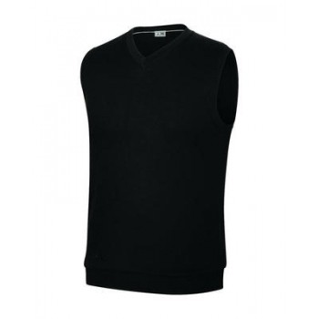 Adidas Mens Performance V-Neck Sweater Vests