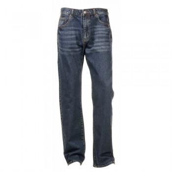Ciro Citterio Denim Straight Cut Jeans - Mid Blue