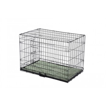 Confidence Pet Dog Crate with Bed - Large