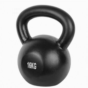 Confidence Pro 16kg Cast Iron Kettlebell