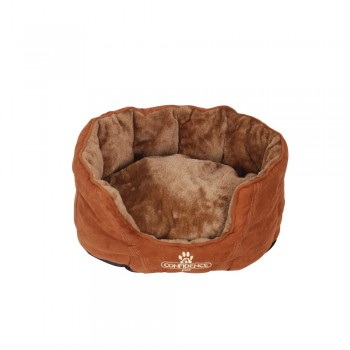 Confidence Pet Oval Pillow Top Dog Bed - Small