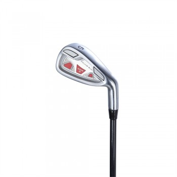 Young Gun SGS V2 Junior Golf Irons Red Ages 9-11