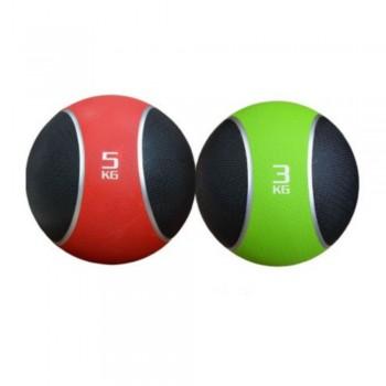 Confidence Light Medicine Ball Set - 3 and 5 KG