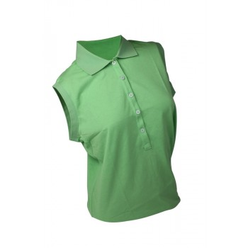 Ashworth Ladies Sleeveless Polo Shirt