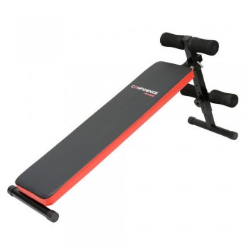 Confidence Fitness Sit Up Ab Bench V2