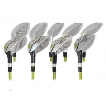 Forgan iHy Hybrid Iron Combo Left Hand Set 3-SW