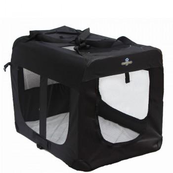 Confidence Pet Portable Folding Soft Dog Crate - XL