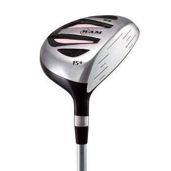 Ram Golf SGS Fairway Wood - Ladies Right Hand - Headcover Included - Steel Shaft