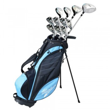 Palm Springs Visa V2 All Graphite Ladies Golf Set