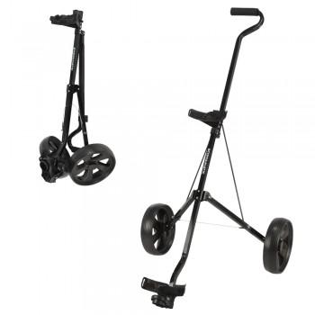 Stowamatic 2 Wheel Folding Pull Golf Trolley