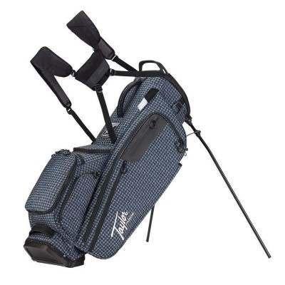 TaylorMade Golf Flextech Stand Bag Retro Houndstooth