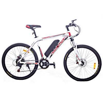 Cyclamatic CX3 Pro Power Plus Alloy Frame eBike-Red