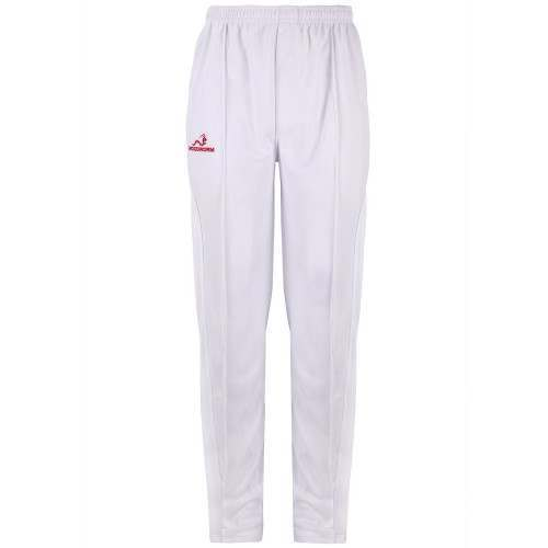 Woodworm Pro Select Cricket Trousers Whites