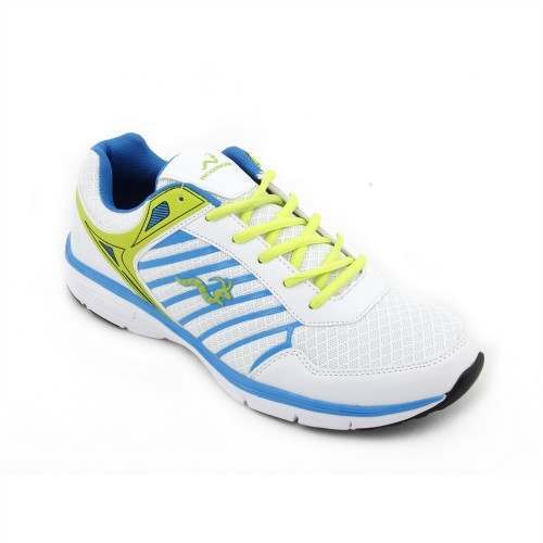 Woodworm MFS Mens Running Shoes / Trainers - White