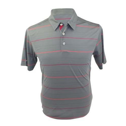 Ashworth Performance EZ SOF Stripe Polo MEDIUM