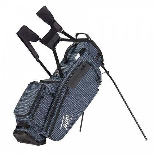 TaylorMade Golf Flextech Stand Bag Retro Houndstooth