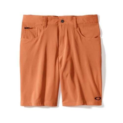 Oakley 50S Stretch Golf Shorts - Orange