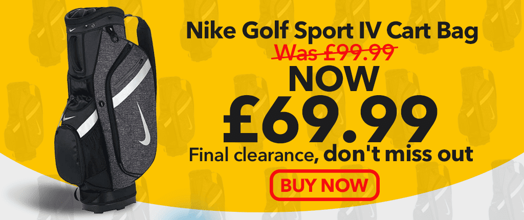 Nike Golf Bag Sale