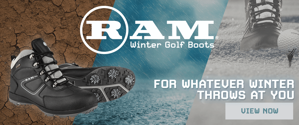Ram Golf Winter Boots