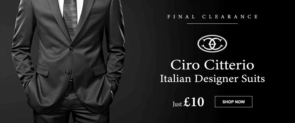 Ciro Citterio Suits